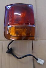 NISSAN ELGRAND E50 PASSENGER NEAR SIDE OUTER BOOT REAR LIGHT 1997 - 2001 .