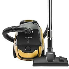 Vacuum Cleaner 1200w Compact Powerful Bagged Cylinder VYTRONIX Brand New