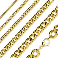 Cadenas, collares y colgantes color principal oro para hombre