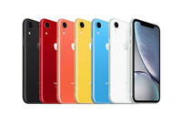 Apple iPhone XR 64GB 128GB 256GB AT&T Verizon T-Mobile GSM Unlocked