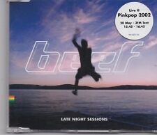 BEEF-Late Night Sessions cd maxi single