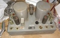 AMPEX 6080 TUBE AMPLIFIER
