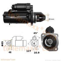 Anlasser CASE Sisu Valtra Valmet Massey Ferguson 0001359010 0001367032 01367032
