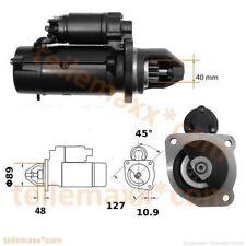 Starter Starter Case Sisu Valmet Valtra Massey Ferguson 0001359010 0001367032.