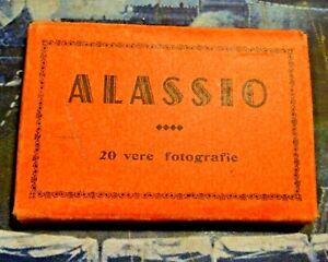 20 VERE FOTOGRAFIE DI ALASSIO - FOTO EDIZIONI ANGELI - TERNI -