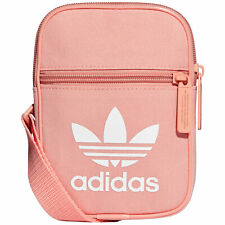 af2f2388c2d11 Adidas Festival B Trefoil Bag Dusty fucsia - unisex bolso de bandolera