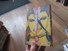 MANGA BD LE PRINCE DES TENEBRES tome 3 osuga   isaka  kurokawa