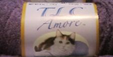 Red Heart TLC Amore`  #3536 GRAPE  6oz  Discontinued Limited Quantities