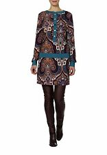 APART Tunika 44 NEU UVP89€ Bluse Shirt Top Bluse Longshirt Multicolor 61088 102