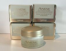 New Avon Anew Ultimate DAY Cream SPF 25 Trial Travel Size .50 oz. *Qty 4*
