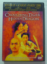 New listing Crouching Tiger, Hidden Dragon (Dvd, 2001, Special Edition)