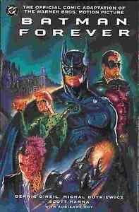 Batman Forever - The Movie (one-shot, movie adaptation) (USA, 1995)