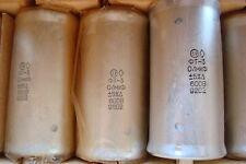 0.1uF 10%  600V teflon HI-END capacitors FT-3. Lot of 2