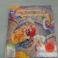 Dragon's Lair - Escape from Singe's Castle, ReadySoft 1991 Macintosh II and LC