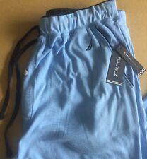 Nautica Sleepwear-Para Hombre Pijama Pantalones Talla M Bnwt Azul Pijama/Pantalones del salón