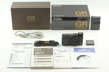 【 Top MINT in BOX 】 RICOH GR Digital III Camera 6.0mm f/1.9 Lens From JAPAN #516