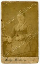 Lois BARNETT BAKER 1849-1935 Cookstown Ontario Canada Jas Franklin Amy HOUGHTON