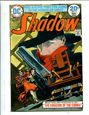 THE SHADOW #3 THE KINGDOM OF THE COBRA! (9.2) 1974