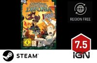 Goodbye Deponia [PC] Steam Download Key - FAST DELIVERY