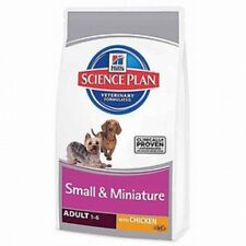 30 Kg Hills SCIENCE PLAN di piccole dimensioni e in miniatura Adulti/Senior BULK Affare £ 2.91 KG