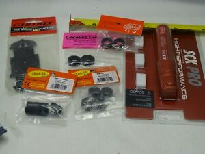 NINCO SCX CARTRIX 1/32 slot car parts  NEW MINT BAGGED FREEE SHIPPING