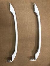 2 x 218428101 Door Handle for Frigidaire Refrigerator AP114539 PS427922
