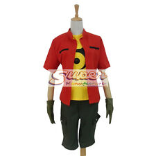 Digimon Adventure Kanbara Takuya Uniform COS Clothing Cosplay Costume