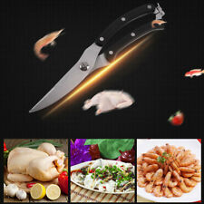 Strong Knives Kitchen Shears Stainless Steel Poultry Fish Chicken Bone Scissors