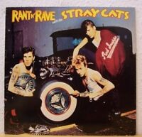 (o) Stray Cats - Rant n' Rave With The Stray Cats