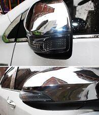 Spiegelkappen Chrom ABS für Toyota  Verso,Yaris, Auris