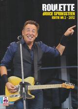 Bruce Springsteen - Roulette nr 2 - 2012 - Dutch fanzine