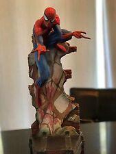Sideshow Marvel Spider-Man Comiquette - J. Scott Campbell