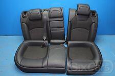 Citroen C5 III RD Rücksitzbank Rücksitz Teilleder Leder Sitz hinten mit Armlehne