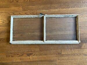 Antique steel framed window,1920s
