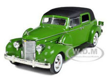 1938 CADILLAC SERIES 90 V16 FLEETWOOD GREEN 1/32 MODEL BY SIGNATURE MODELS 32340