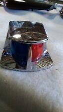 Vintage Red Blue Boat Marine Directional Starboard Bow Light