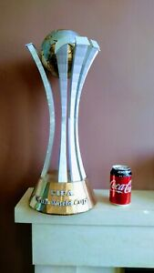 Almost like LARGE 50 cm tall FIFA Club World Cup Trophy Replica
