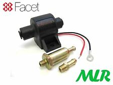 FACET POSI-FLOW LOW PRESSURE ELECTRIC FUEL PUMP FOR CARB FUEL SYSTEMS 150BHP EM