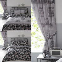 CAMOUFLAGE Army Inspired Reversible Duvet Cover/Quilt Cover Set Bedding Range