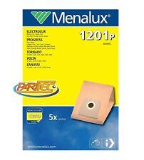 Menalux 1201p Sacchetti Aspirapolvere Electrolux Progress Tornado Volta 5pz