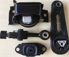4pcSet fits 1.8L 2007 08 09 2010 11 12 Nissan Versa 2009 - 2014 Cube Motor Mount