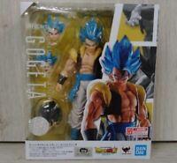 S.H. Figuarts Super Saiyan God Gogeta SUPER SAIYAN GOD Dragon Ball Super BANDAI