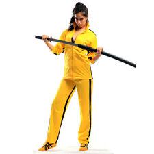 Bruce Lee Martial Arts Uniform Kung Fu Suit Death Of Game Kill Bill Tracksuit