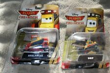 Mattel Disney Planes Fire and Rescue Avalanche & Drip   DieCast  New