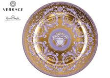 Versace Rosenthal LE GRAND DIVERTISSEMENT GOLD Piatto Decorativo 22 cm - 25 ANNI