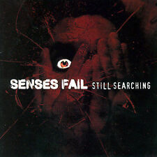 Senses Fail : Still Searching [Deluxe CD + DVD] (2CDs) (2007) FREE SHIPPING