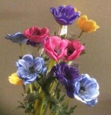 100% Silk Individual Flowers Flowers