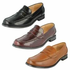 Mavericks Round Synthetic Formal Shoes for Men