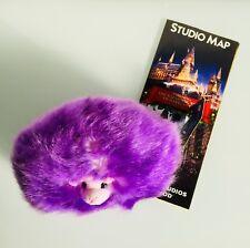 Universal Wizarding World Harry Potter Purple Pygmy Puff Plush with Sound - NEW