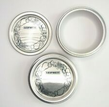 Leifheit Screw Bands/Rings & Sealing Discs, For Wide Mouth Jars